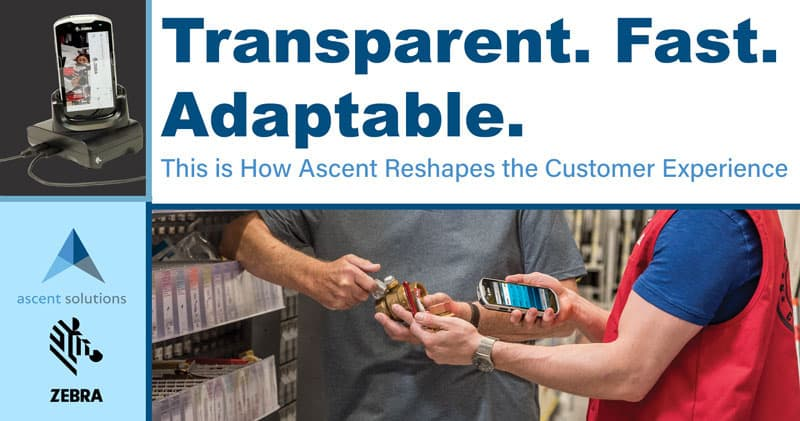 Transparent. Fast. Adaptable.