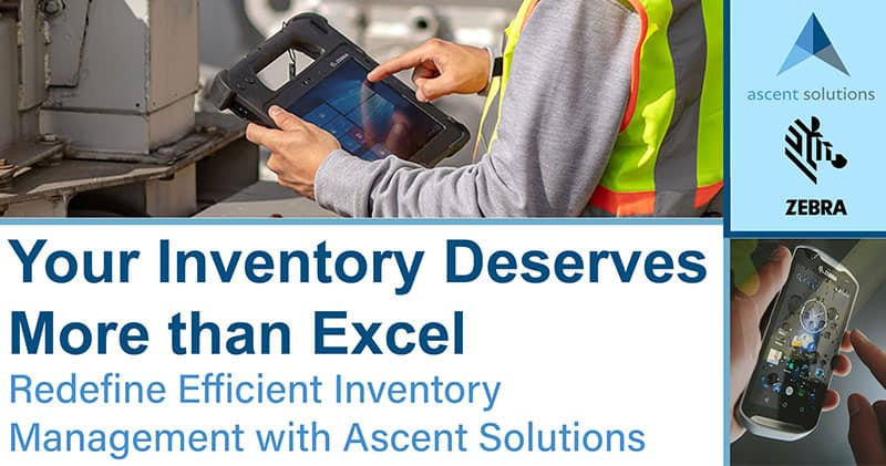 Your Inventory Deserves More than Excel