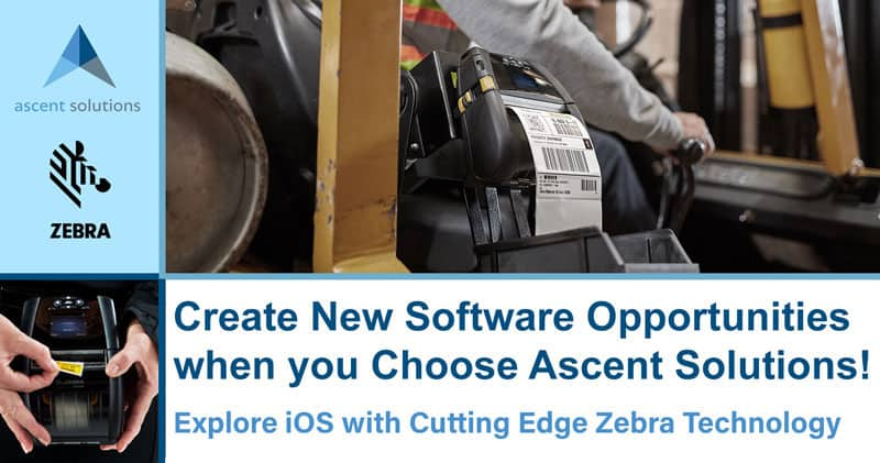 Create New Software Opportunities when you Choose Ascent Solutions!
