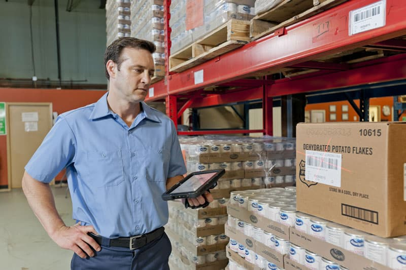 Manage Supply Chain with MC3300