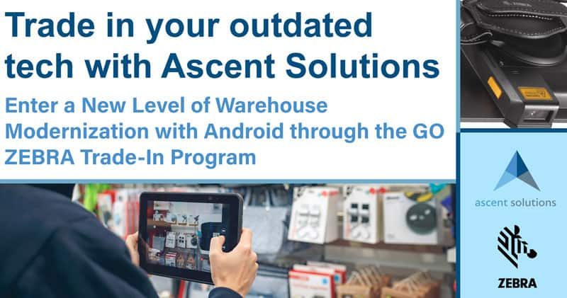 Trade in your outdated tech with Ascent Solutions