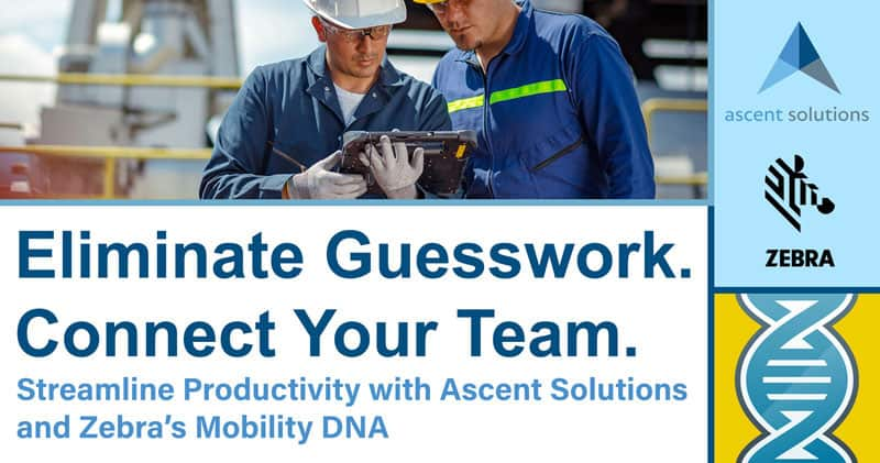 Eliminate Guesswork. Connect Your Team.