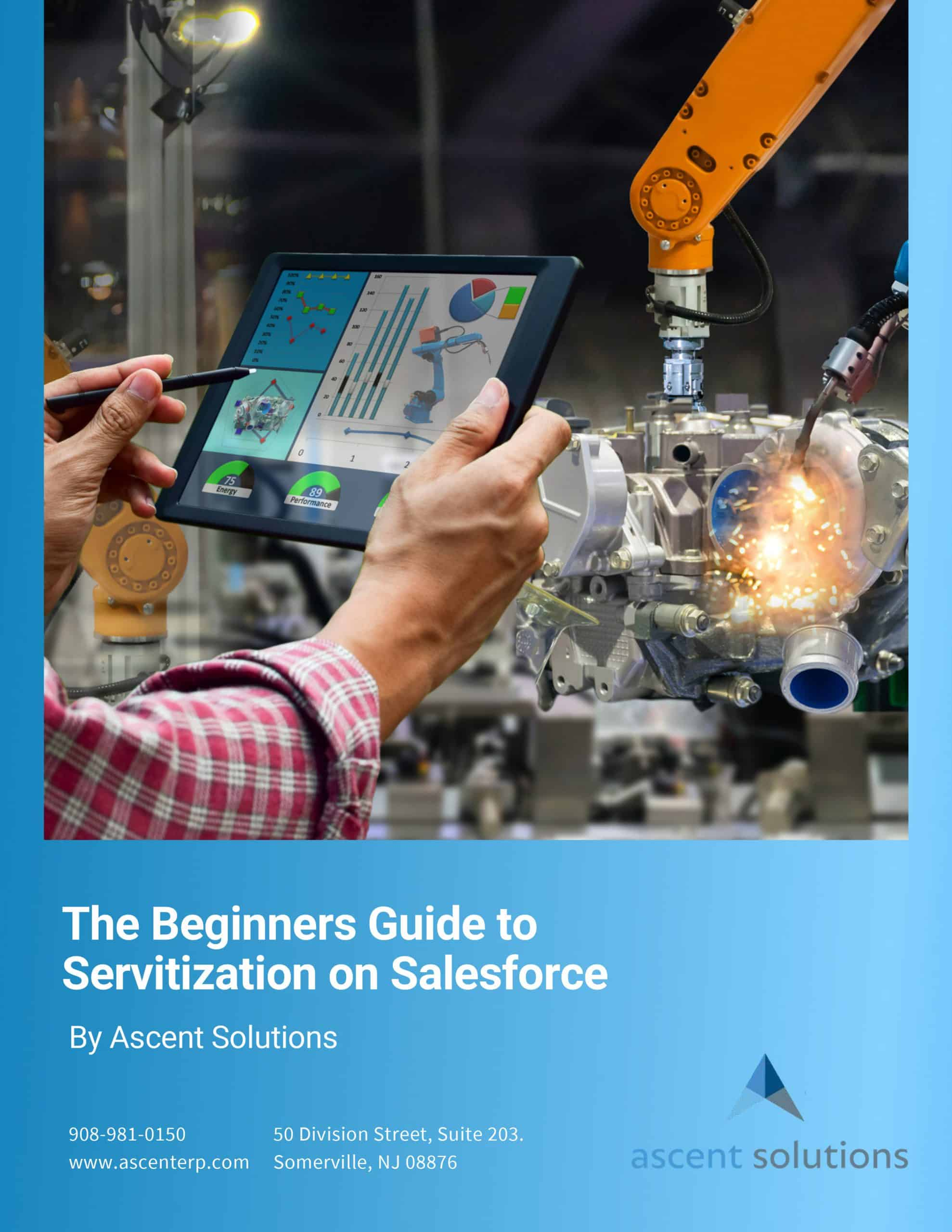 The Beginners Guide to Servitization