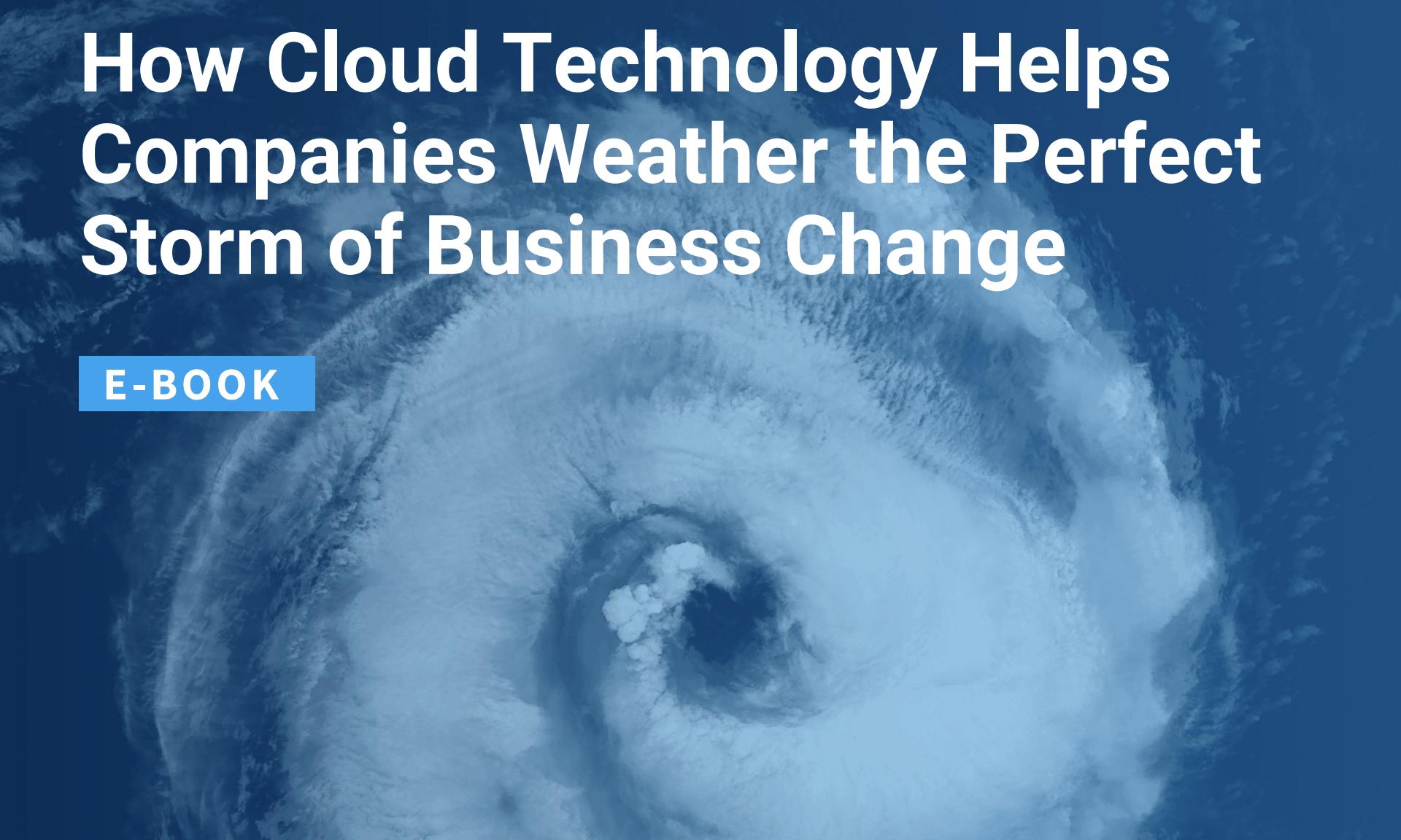 cloud technology ebook Salesforce