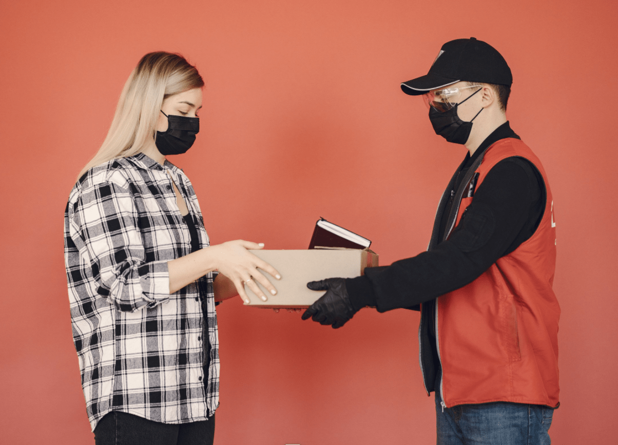 Masked Shopping Fulfillment