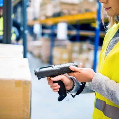 warehouse scanner omnichannel orders